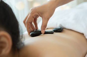 Biohotel Garmischer Hof Hot Stone Massage