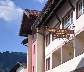 Biohotel Garmischer Hof Hotel Garmisch Partenkirchen