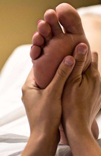 Biohotel Garmischer Hof Fußmassage Wellness